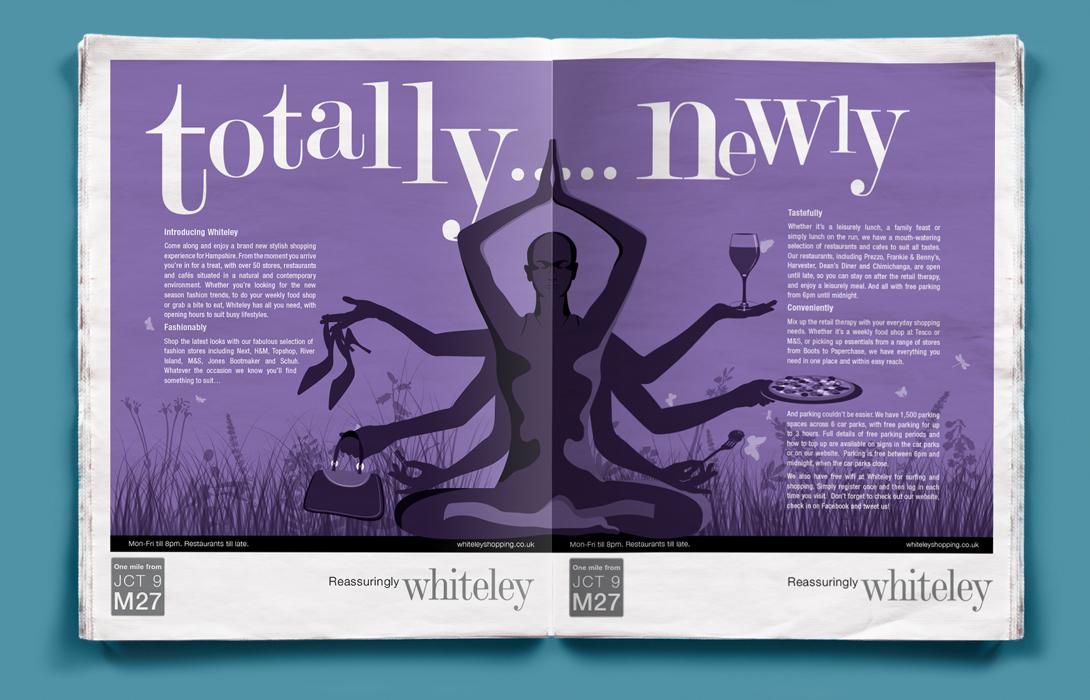 Whiteley newspaper
