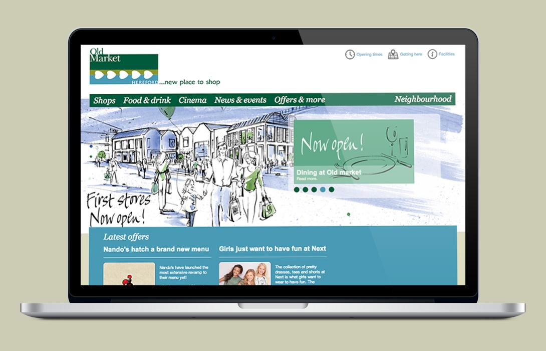 Old Market online