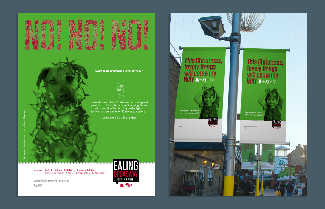 Ealing Broadway campaign