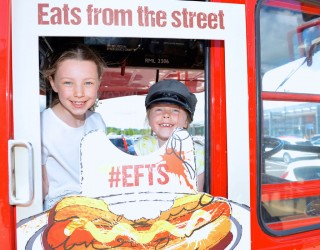 Eats from the Street for British Land