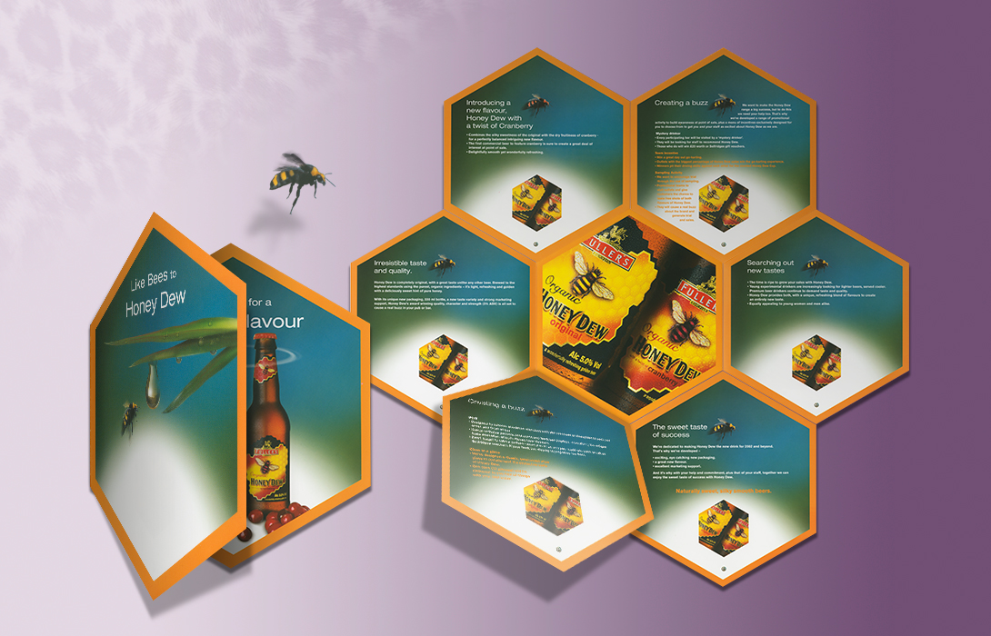 Honey Dew advertising campaign