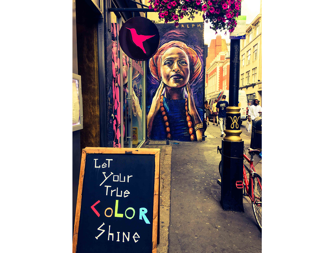 Street art blog post