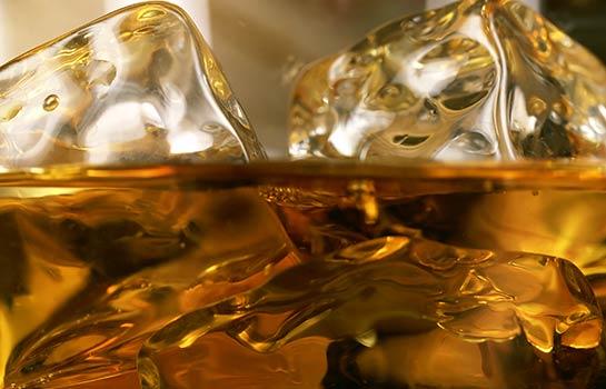 Glenmorangie ice cubes creative gallery image